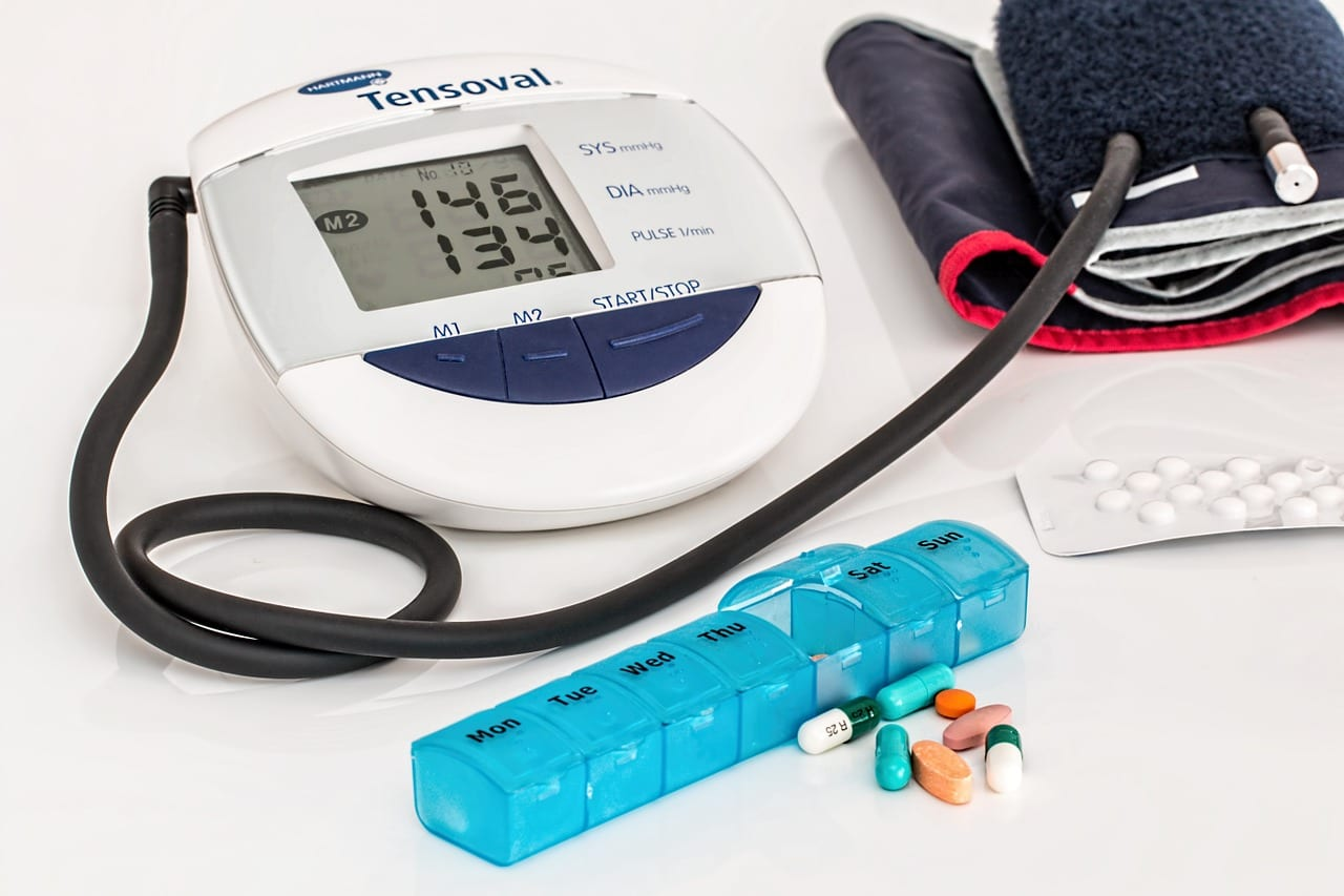 High blood pressure is one reason for kidney disease